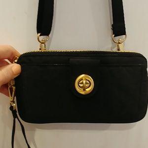 NWOT Baggallini RFID Mini Crossbody Handbag
